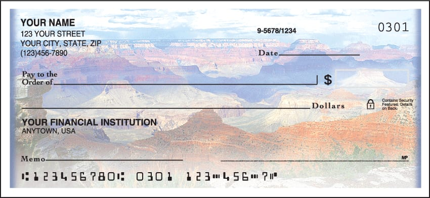 grand canyon checks - click to preview