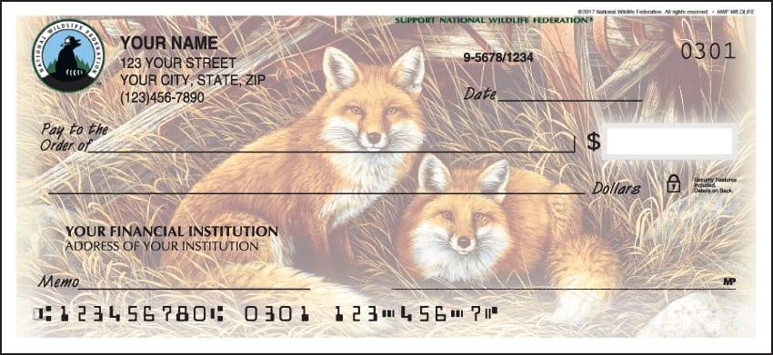 national wildlife federation wildlife checks - click to preview
