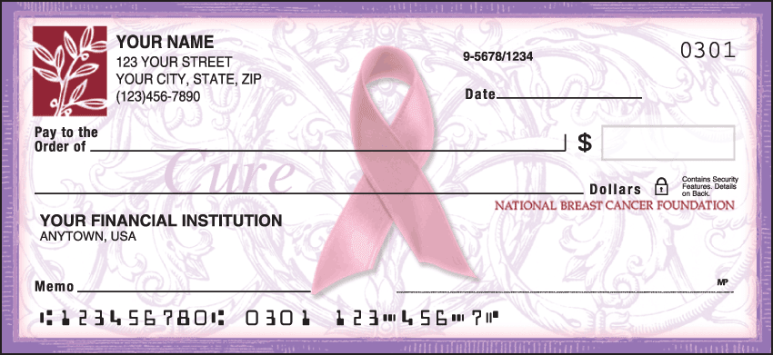 ribbon of hope checks - click to preview