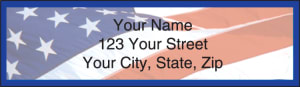 American Reflections Address Labels – click to view product detail page