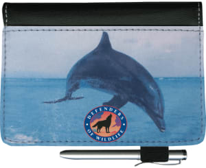 Defenders of Wildlife - Dolphins Debit Wallet – click to view product detail page