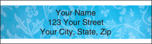 Enlarged view of Fresco Address Labels