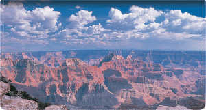 Grand Canyon Fabric Checkbook Cover – click to view product detail page