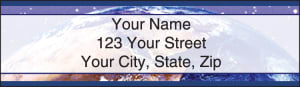 One Earth Address Labels – click to view product detail page