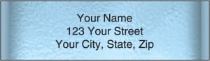 Securiguard Blue Address Labels – click to view product detail page