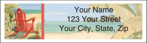 Shoreline View Address Labels – click to view product detail page