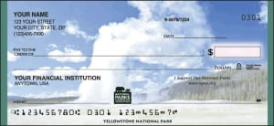 Enlarged view of national parks conservation association checks