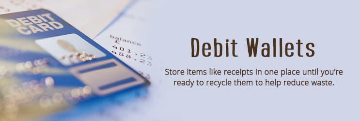 Debit Wallets & Credit Card/ID Holders