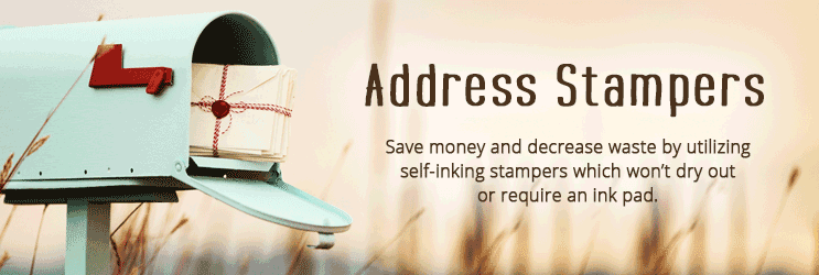 Address Stampers