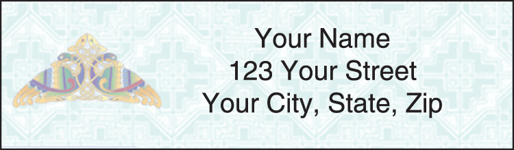 Celtic Echo Address Labels - click to preview