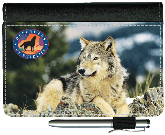 Defenders of Wildlife - Wolves Debit Wallet