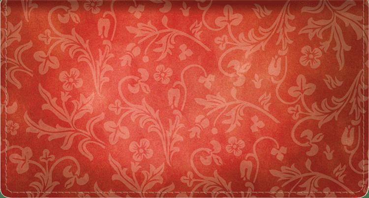 Fresco Leather Checkbook Cover