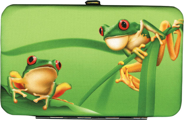 Frogs ID Holder