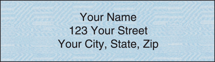 Securitone Address Labels