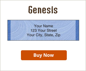 Genesis Address Labels