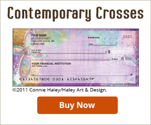 Contemporary Crosses Checks