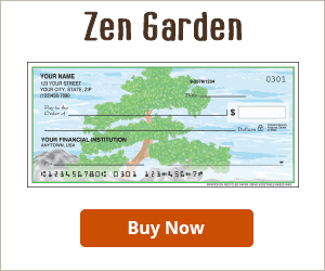 Zen Garden Checks